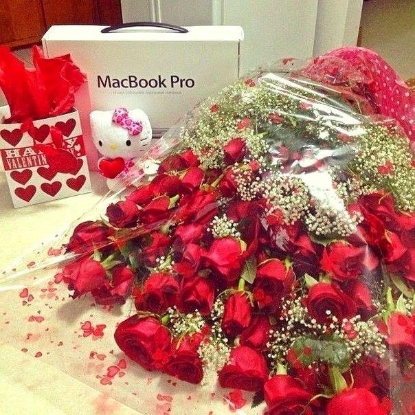 Подарки и цветы от любимого 467